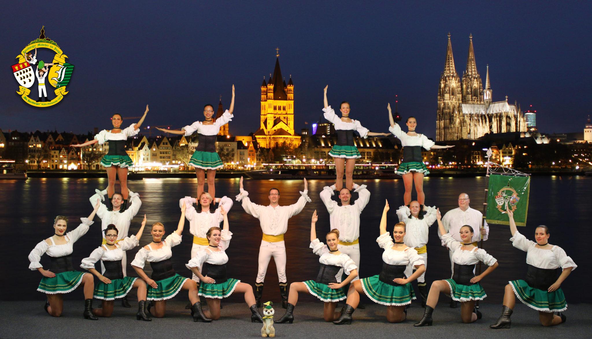 Tanzgruppe KG Isenburger